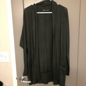 prAna foundation cardigan/wrap